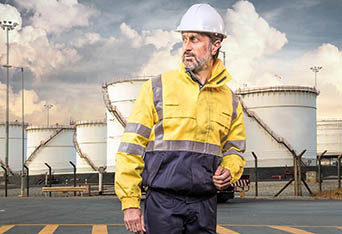 HAVEP Petro Chemistry Safety Workwear