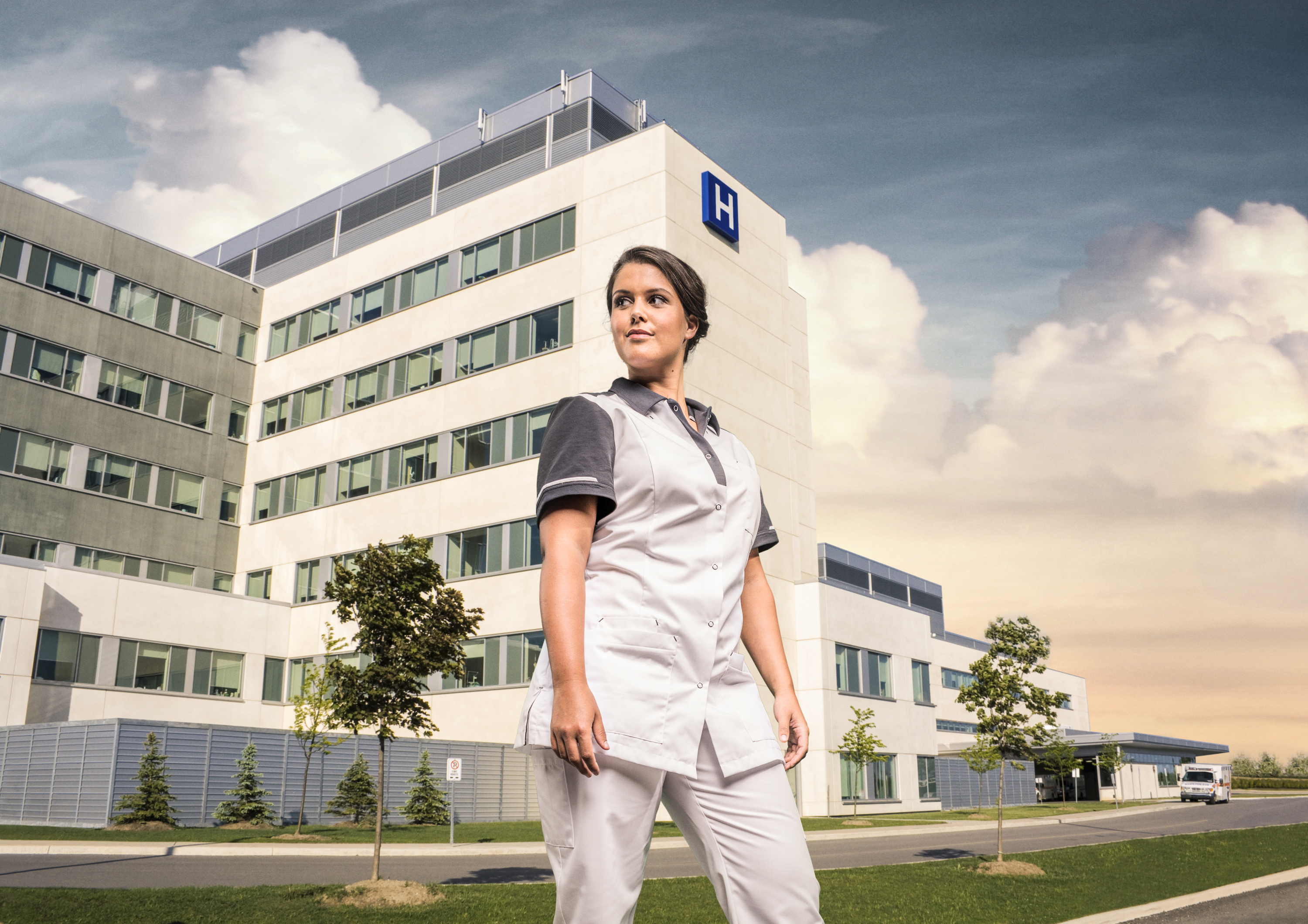 HAVEP Care Hospital Custom Made Workwear