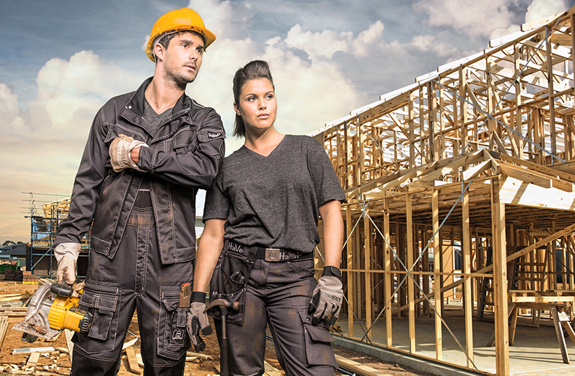 HAVEP Construction Safety Workwear