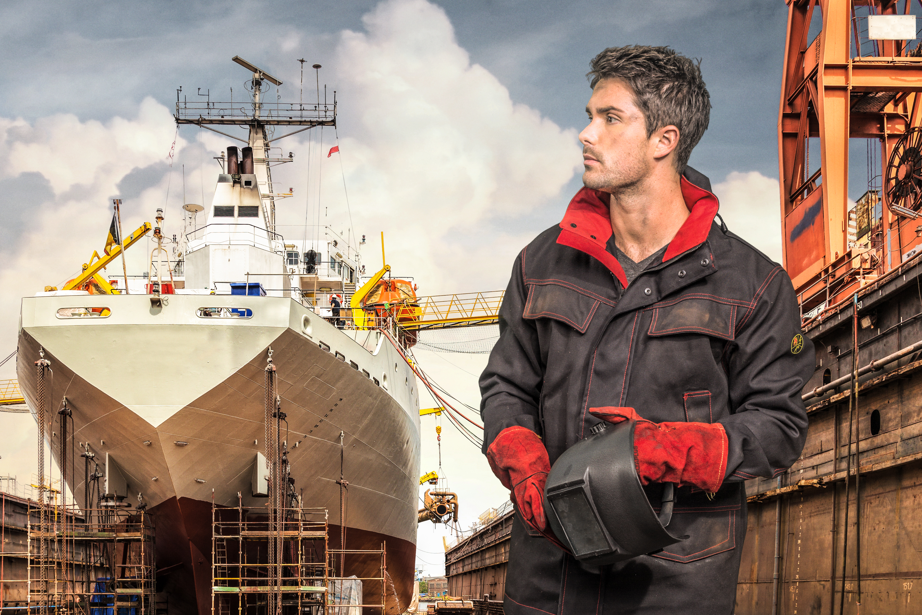 HAVEP Metal Machine Industrie Safety Workwear