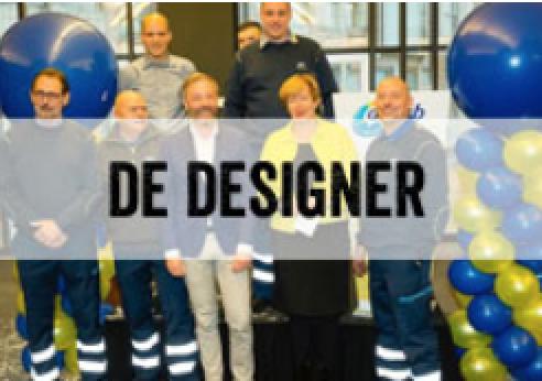 De Ontwerper van de nieuwe ANWB Wegenwacht kleding ism HaVeP en Intersafe