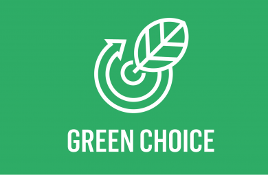 havep green choice label