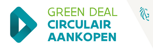 Logo Green Deal Vlaanderen