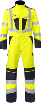 Multishield overall